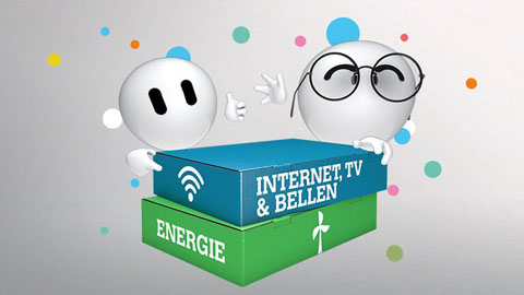 Oxxio energie internet tv